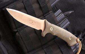 Spartan Harsey Hunter Knife