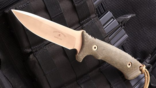 Spartan Harsey Hunter Knife