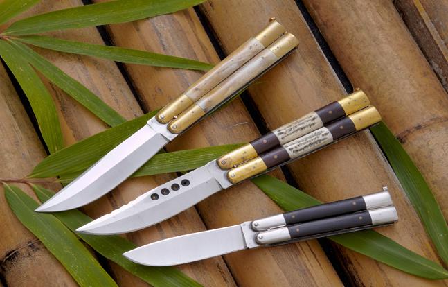 Batangas Balisongs Knives