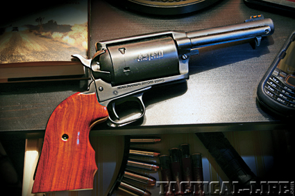 Heritage Manufacturing Big-Bore .45/.410 Rough Rider Revolver