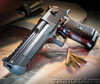 mark xix desert eagle 44 mag pistol review