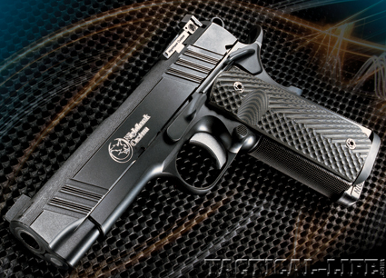 Nighthawk Bob Marvel Special 45 Acp 1911 Pistol Review