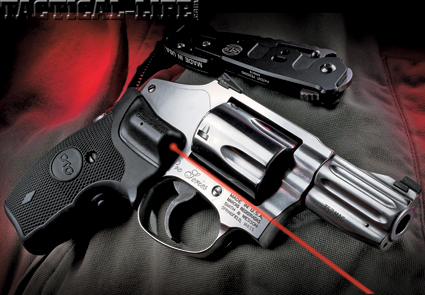 Smith Amp Wesson M640 Pro 357 Mag S Amp W Revolver Review