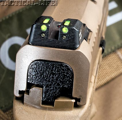 Smith Amp Wesson M Amp P9 Vtac 9mm
