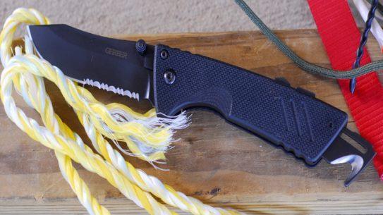 Gerber Safety Auto Hook Knife