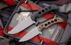 Practical Field and Tasker Model Knives