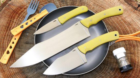 Jonathan McNees Kitchen Knives