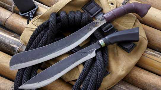 Malaysian Kota Belud Styles Parang Cap Pedang Knives
