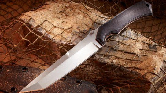 HTM/King Desert Enforcer Knife