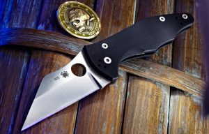 Spyderco Yojimbo 2 Knife