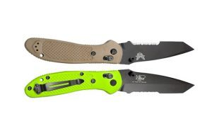 Benchmade Griptilian Customizer Knives