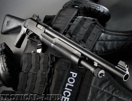 Stevens 320 Pump Security 12 Gauge Shotgun Review