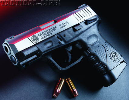 Taurus 24/7 Compact G2  40 S&W | Small Pistol Review