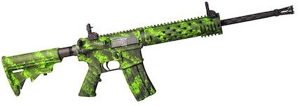 cut-zombie-gun