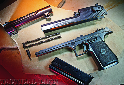 Mark XIX Desert Eagle  44 Mag Pistol Review