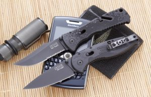 SOG'S Aegis & Trident Mini Knife