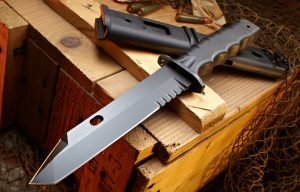 Czech Bayonet Tactical Knife