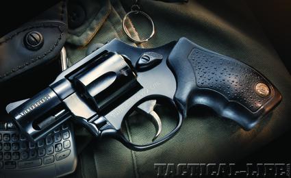 Taurus 380 Mini Ultra-Lite  380 ACP Snub Nose Revolver Review
