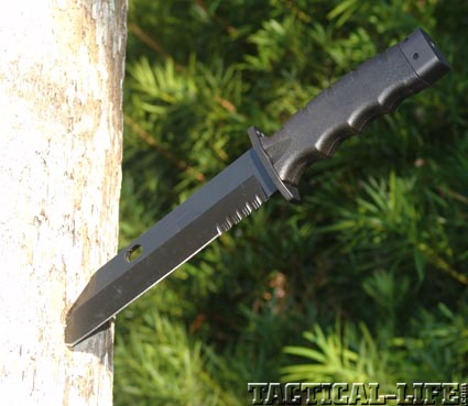 Cutting Edge of CQB | Bayonet Review