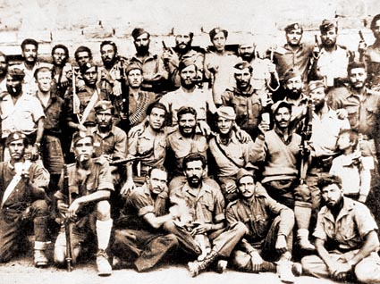 giannaris-with-greek-guerillas