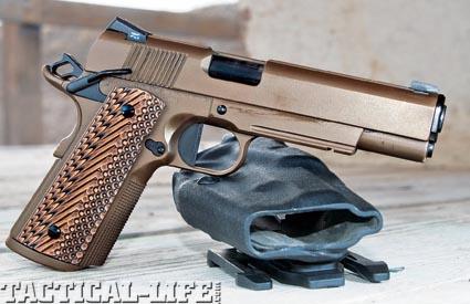 Duty-Ready 1911 Pistol Upgrades