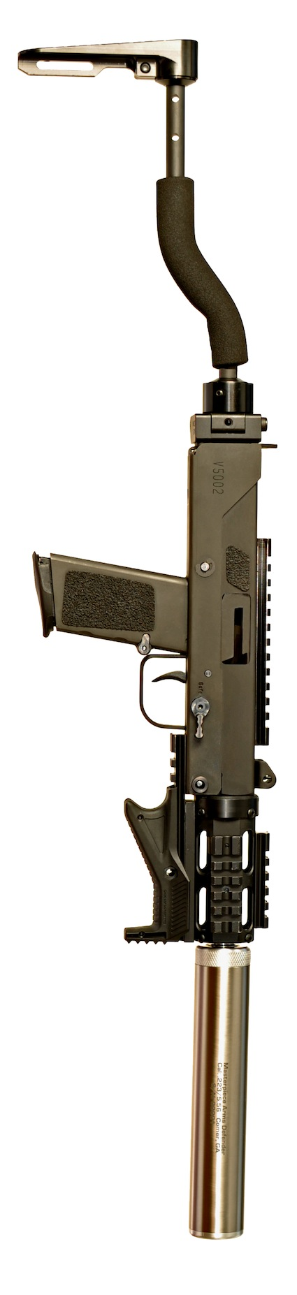 Masterpiece Arms Mpa570sst Sbr