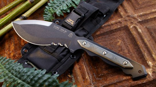 TOPS Knives Cuma TAK-RI