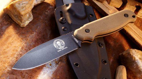 ESEE Laser Strike Knife