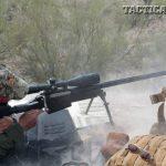 McMillan Precision-Rifle Course Muzzle Blast