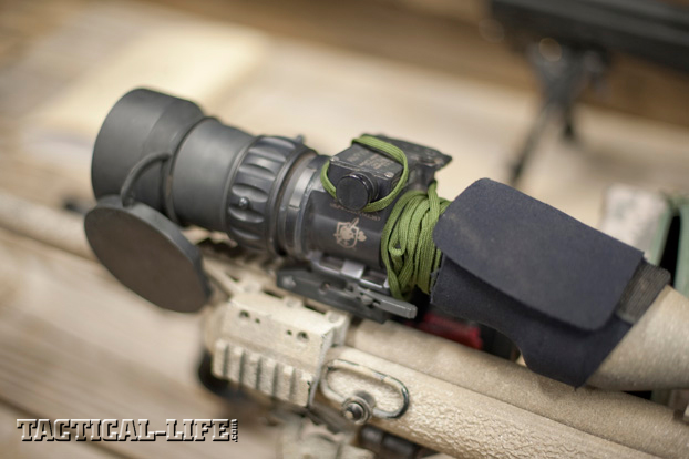 McMillan Precision-Rifle Course Night Vision