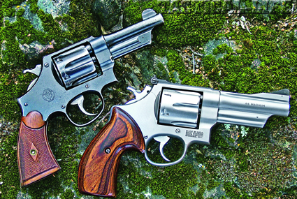 Smith & Wesson K-Frame Series Revolver Review