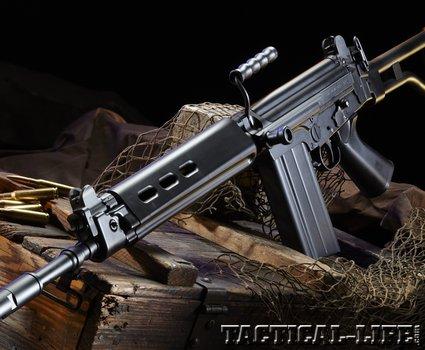 DS ARMS SA58 PARA CONGO 7 62mm