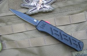 OTF Defensive Auto Knife