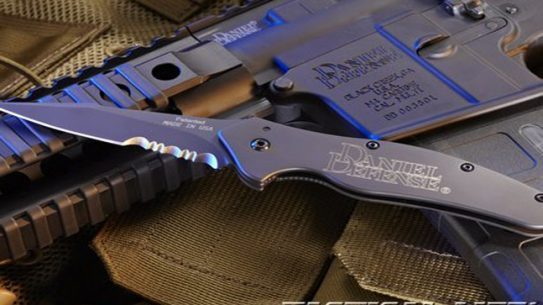 Daniel Defense Folding Knife