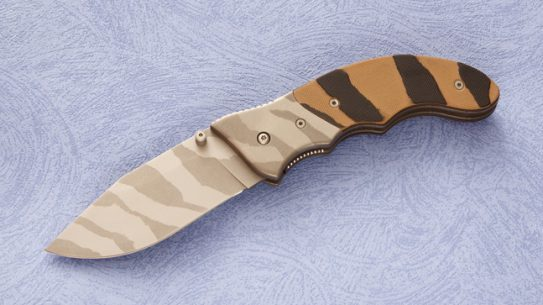 Mike Draper's Sabra Knife
