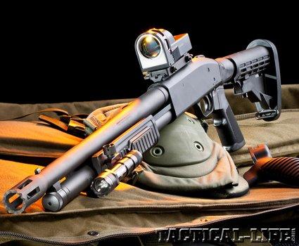 Mossberg Flex 500 Tactical 12 Gauge Shotgun Review