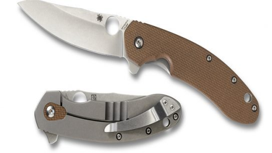 Spyderco Southard Folder Knife