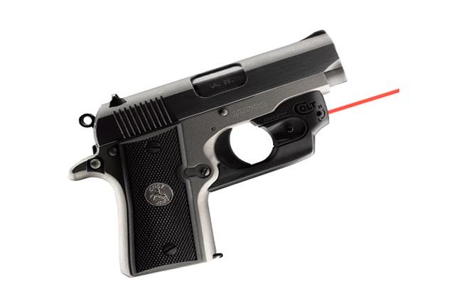 Colt Mustang x LaserMax