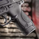 Smith & Wesson M&P Shield 9mm - Grip with extended mag