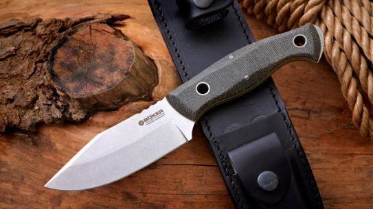 Boker JTN Knife