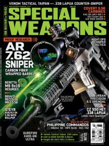 Special Weapons June 2013
