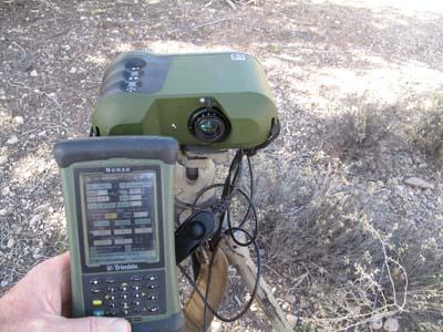 Sniper Pro Vectronix Moskito High Tech Spotting Scope
