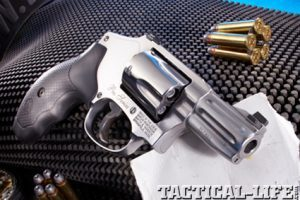 Smith & Wesson 640 Pro Series revolver