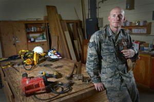 Air Force Staff Sgt. Eric Gargus