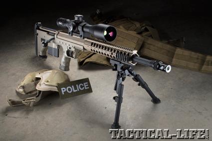 Gun Test Desert Tactical Arms Srs A1 Tactical Life Gun Magazine Gun News And Gun Reviews