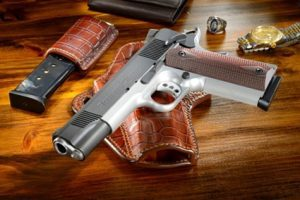 Roberts Defense Customized 1911
