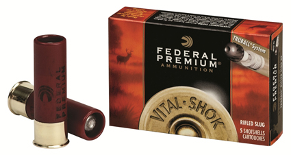 Federal Premium Vital-Shok TruBall Slugs