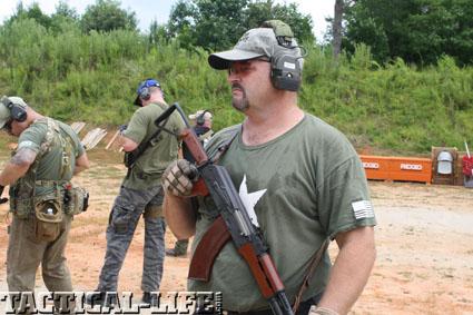 Larry Vickers AK Operators Class