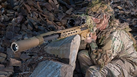 REMINGTON MSR SURGICAL SNIPER RIFLE SYSTEM