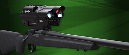 Remington 2020 Digital Optic System Front View